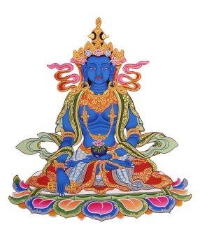 Sangye Menlha - Medicine Buddha